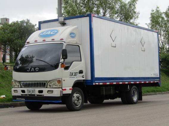 Camión Furgón Jac 1060 Turbo