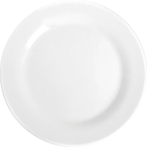 Conjunto De Pratos Rasos De Vidro 24 Peças Opaline - Duralex