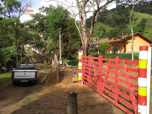 Chácara À Venda Por R$ 430.000,00 - Boa Vista - Igaratá/sp - Ch0185
