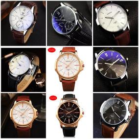 Relógio Masculino Yazole Moda Luxo Social Frete Gratis