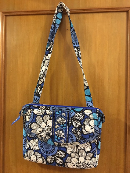 Bolsa Vera Bradley Ideal Para iPad Ou Documentos
