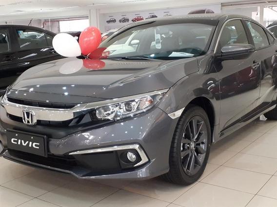 Novo Honda Civic 2.0 Ex Flex Aut. 20/20 0km