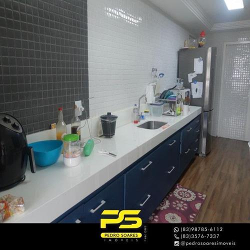 Imagem 1 de 6 de (oportunidade)  Cobertura Com 4 Dormitórios À Venda, 382 M² Por R$ 1.099.000 - Co0108