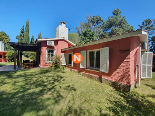 Casa En Venta, San Rafael, Punta Del Este, 3 Dormitorios.- Ref: 207287