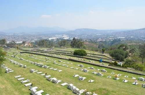 Vendo Lote Panteón Valle De Paz, Atizapan