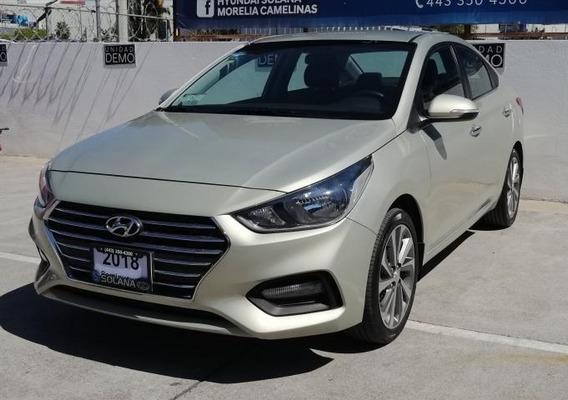 Hyundai Accent 4p Gls L4/1.6 Aut