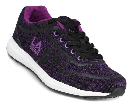 Zapatillas Mujer L.a Gear Jupiter Knit (law-05221)