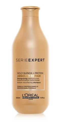 Imagen 1 de 3 de Shampoo Repardor Absolut Repair Gold 300ml