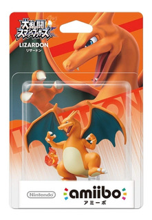 Amiibo Charizard Super Smash Bros Pokemon Switch Wii U 3ds