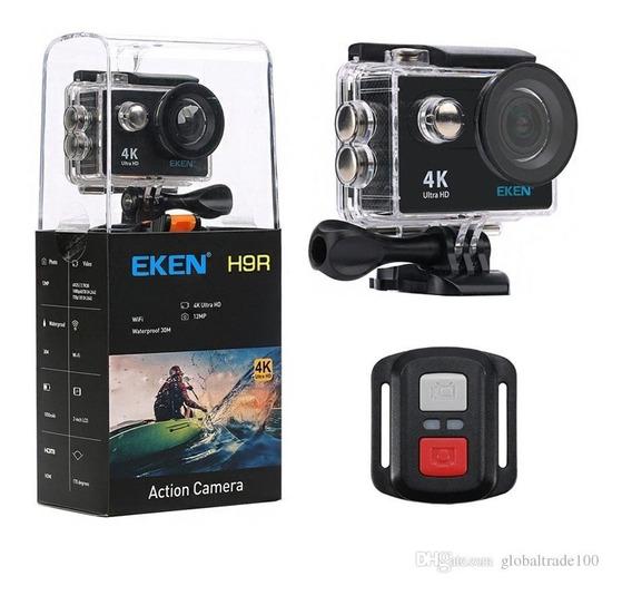 Camera Eken Esporte Ação H9r 4k Ultra Hd Wifi