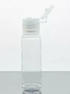 Envase X60 Cc X10 Unidades Taoa Flip Top Para Alcohol En Gel