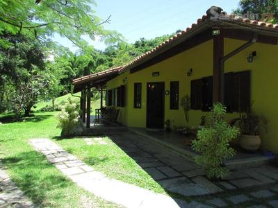 Casa Com 2 Dormitórios À Venda Por R$ 750.000 - Secretário - Petrópolis/rj - Ca0330