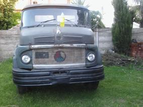 Mercedes Benz 1114 Ex Fuerzas Armadas