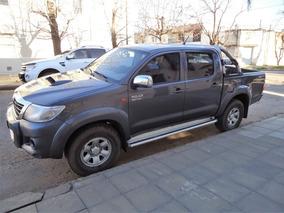 Excelente Precio Y Estado. Vendo Toyota Hilux Sr 3.0tdi 2013