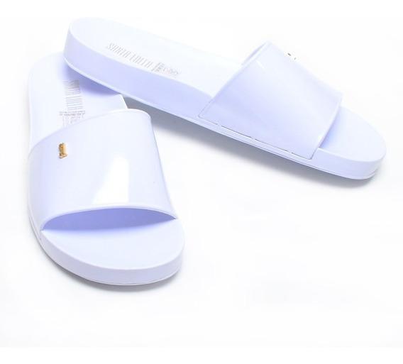 Chinelo Feminino Flip Flop Santa Lolla Branco