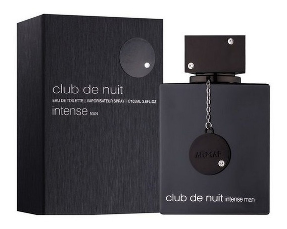 Armaf Perfume Masculino Club De Nuit Intense 105ml Original