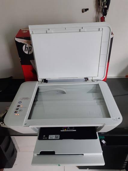 Impressora Multi Funcional Hp Modelo 1516 Alinone Vai Com Fo