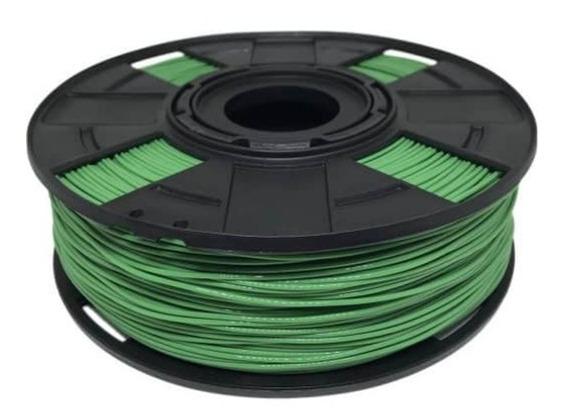 Filamento Pla Verde Easyfill 1,75mm Impressora 3d 500 Gramas