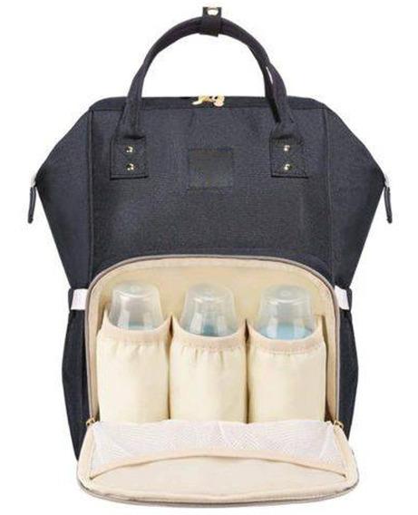 Mochila Bolsa Maternidade Bebê Impermeável Compartimento