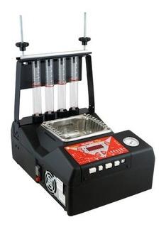 Máquina De Limpeza De Bicos Multijet Gdi Pro 4 Alfatest