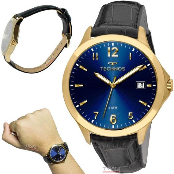 Relógio Technos Masculino Classic Steel 1s13ck/2a - C/ Nfe