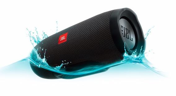 Jbl Charge 3 Bluetooth Prova De Agua 100% Original Só Hoje.