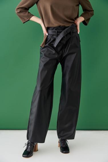 Pantalon Mishka Josefa Suela Negro I20