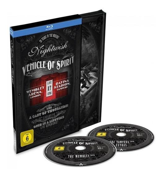 Nightwish - Vehicle Of Spirit Digibook [2 Blu-ray] Importado