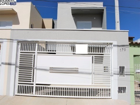 Casa A Venda Vila Granada Indaiatuba Sp - Ca01495