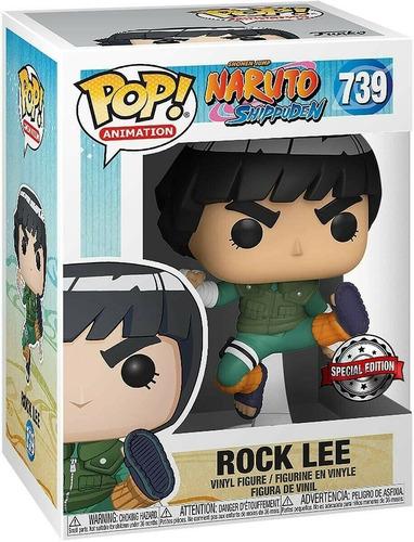 Funko Pop Naruto Shippuden Rock Lee