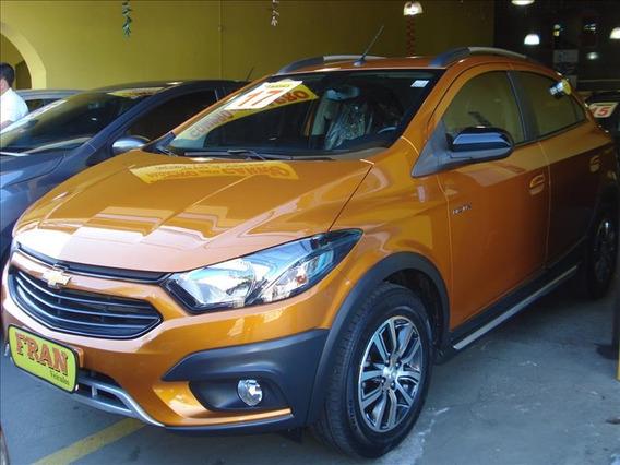 Chevrolet Onix Activ Motor 1.4 2017 Laranja