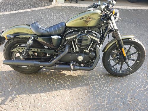 Imagem 1 de 10 de Harley Davidson  Iron 883