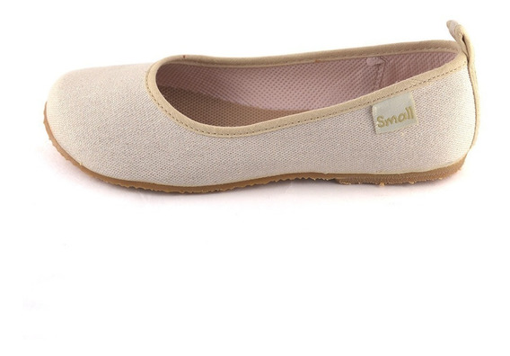 Balerina Glitter Dorado Small Shoes