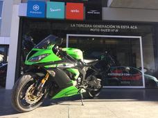 Kawasaki Zx6r 636 2013 Verde - Usados Seleccionados