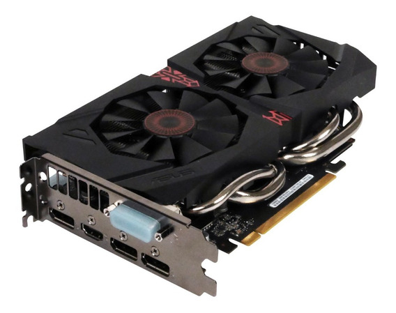 Placa De Video Asus Nvidia Gtx 960 Strix