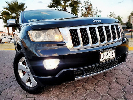 Jeep Grand Cherokee Limited V6 4x2 At 2011