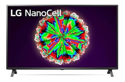 Tv LG 50  Nanocell 4k Smart Thingq Ai 50nano79s
