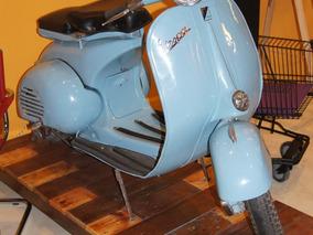 Vespa 150 Año 1958 - Restaurada -