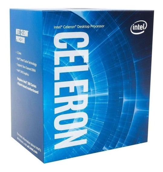Processador Intel Celeron G4900 Coffee Lake 8 Geração 3.1ghz