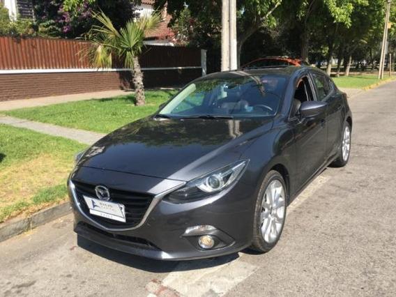 Mazda 3 Hb Gt 2.5 Mt 2016