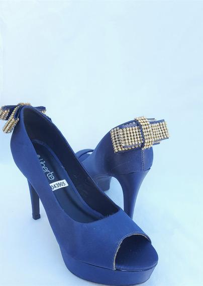 Zapatos Stilettos Fiesta Brasileros Acolchados Oferta
