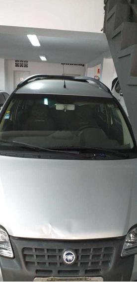 Fiat Idea Adv . 1.8 Prata 2007.