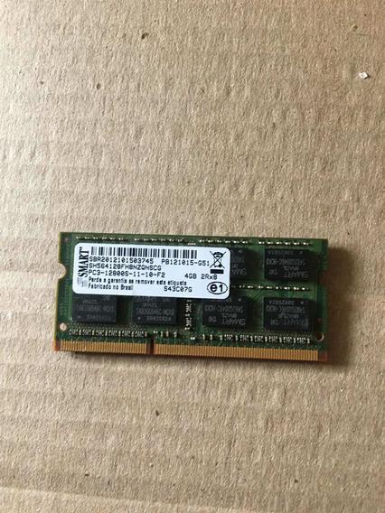 Memoria Smart Ddr3 4gb 1600 - Notebook