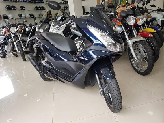 Honda Pcx 150 2018 Azul 8000 Km