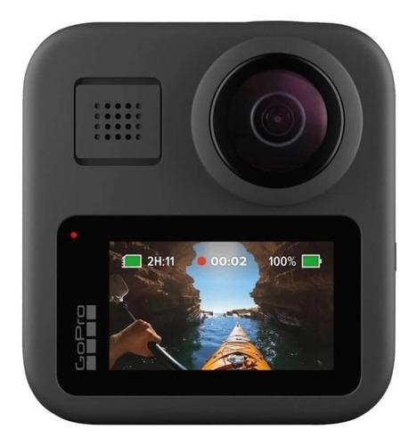 Câmera Gopro Max 360 À Prova Dágua 16.6mp 5.6k - Chdhz-201