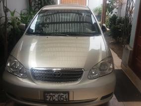 Toyota Corolla Año 2006/2007
