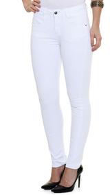 Calça Feminina Sarja Skinny Diversas Cores E Modelos Rf.d3
