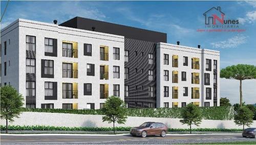 Apartamento No Bairro Centro Em Araucária Pr - 15429