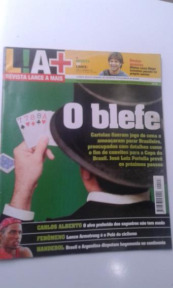 Revista - Lance A Mais 143 - O Blefe - Cartolas Fizeram Jogo