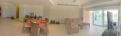Cad Condominio Las Olas A 3. Vista Al Mar, 4 Recámaras. 222 M2